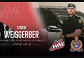 WHL Beyond Hockey: Austin Weisgerber — Constable