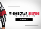 Western Branches Officiating Development - Season 3, Episode 2: Recruitment