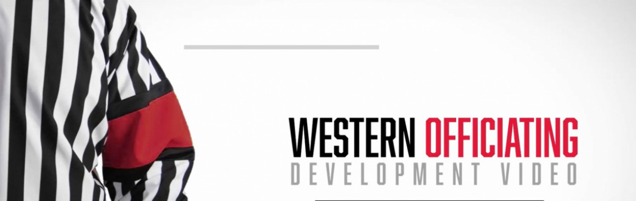 Western Branches Officiating Development - Season 2, Episode 6: Referee Responsibilities